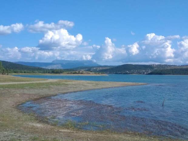 Симферополь обеспечен питьевой водой минимум на три месяца