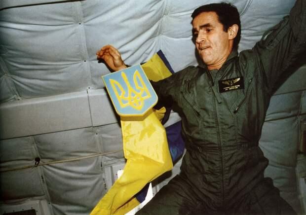 Космонавт Украины Леонид Каденюк