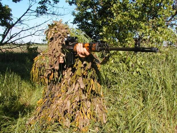 ВСУ сообщают, что Россия готовит снайперов и разведчиков в Донбассе