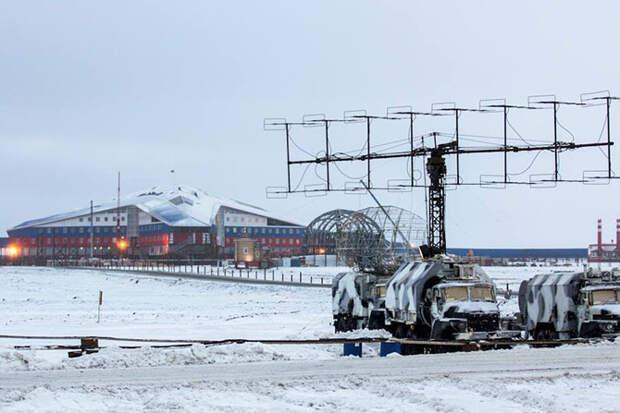 Как выглядит военная база РФ