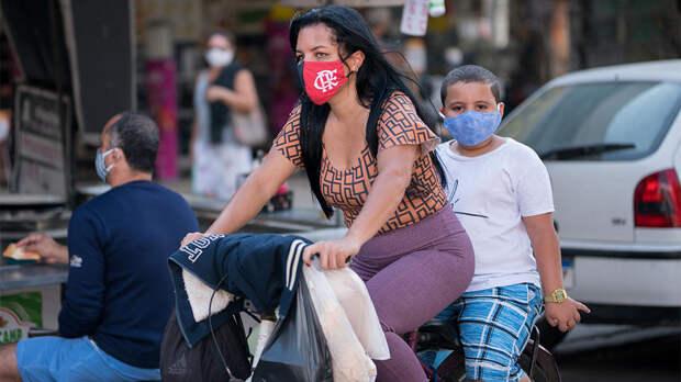 В Бразилии женщин призвали не беременеть из-за пандемии