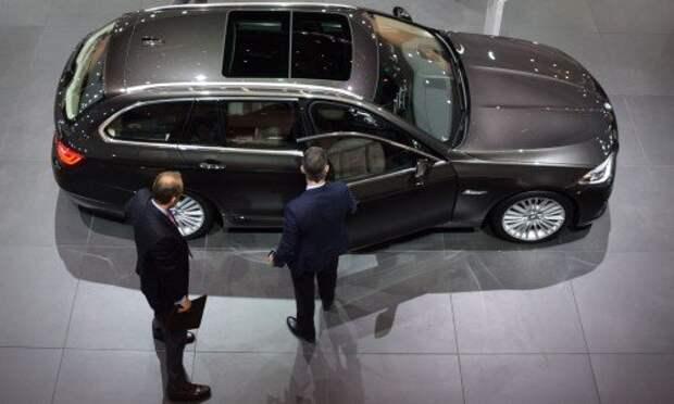 Росстандарт запросил у российского офиса BMW данные о выхлопах