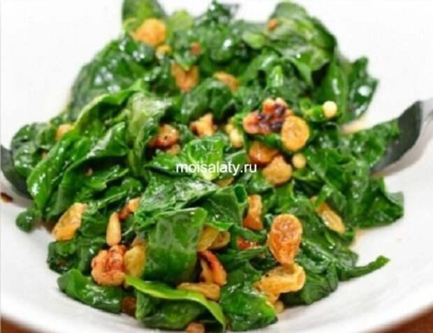 Теплый салат – питательная закуска или самостоятельное блюдо, пришедшее с Востока