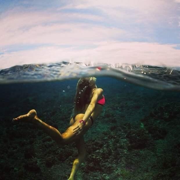 Алана Бланчард - профессиональная серфингистка