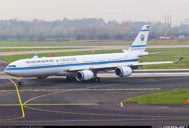 Кувейт. Борт номер один, президенты, самолёты