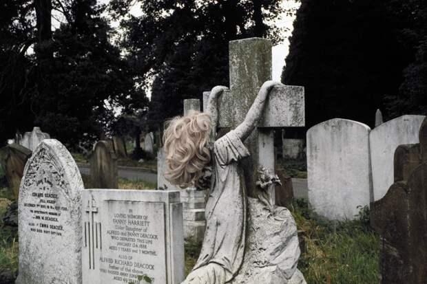 Фотопроект о смерти