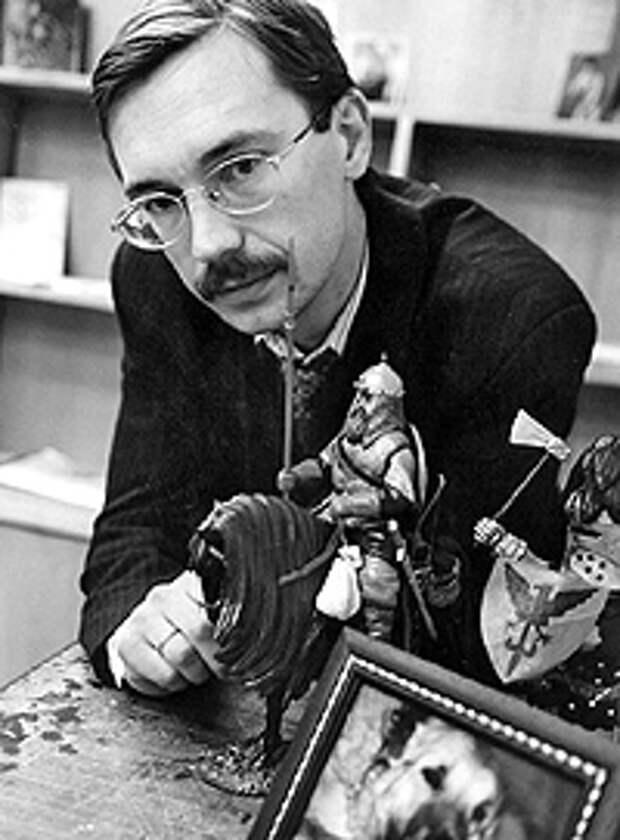 Герман Стерлигов в начале 90-ых