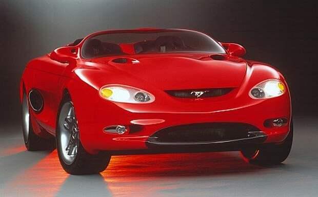 Ford поделился историей невыпущенных версий Mustang