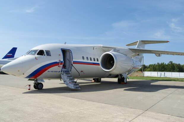 Украинский Ан-148