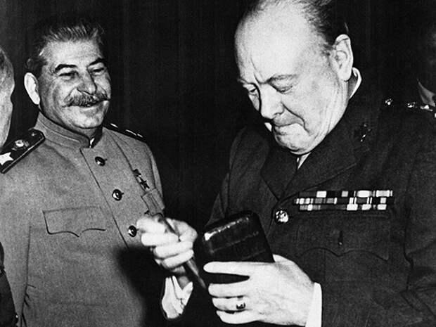 Чем «фултонская речь» Черчилля разозлила Сталина