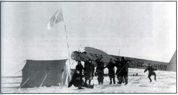 Из истории авиации: как «Терра Инкогнита» покорилась АНТ-6
