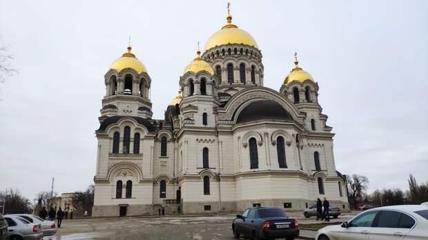 QR-коды для туристов появятся вновочеркасском соборе