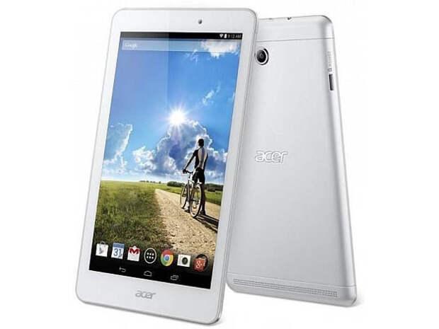 Acer анонсировала 5 смартфонов, браслет и планшет