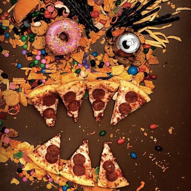 Не ешьте это! Список опасных продуктов