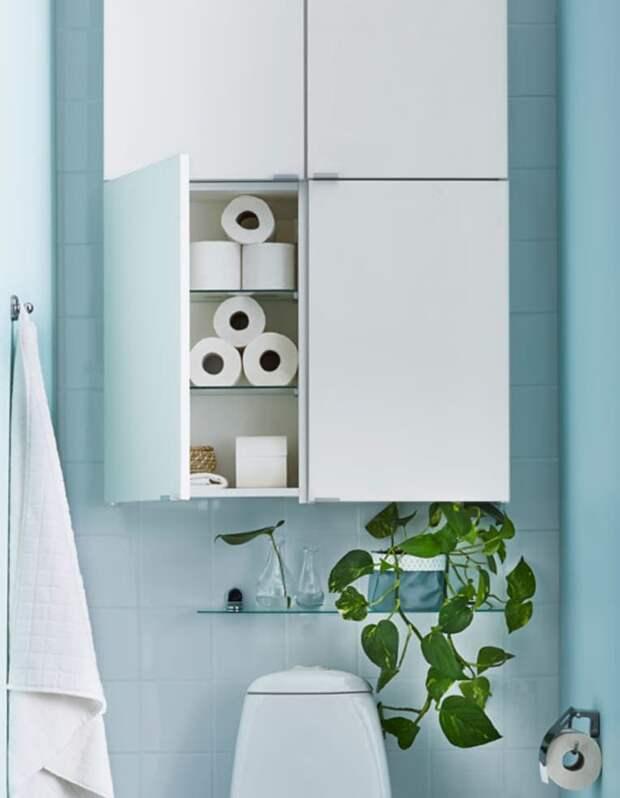 13 полезных идей хранения в ванной, о которых мало кто догадывается