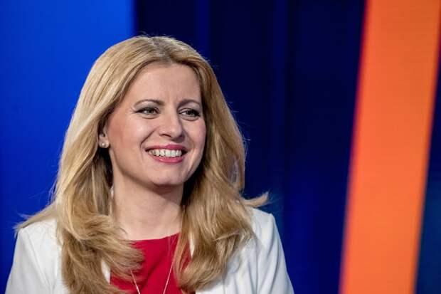 Президент Словакии оценила выдворение дипломатов РФ из Чехии