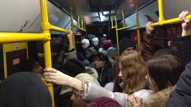 Ростовчане раскритиковали перевозчика затребование повысить стоимость проезда