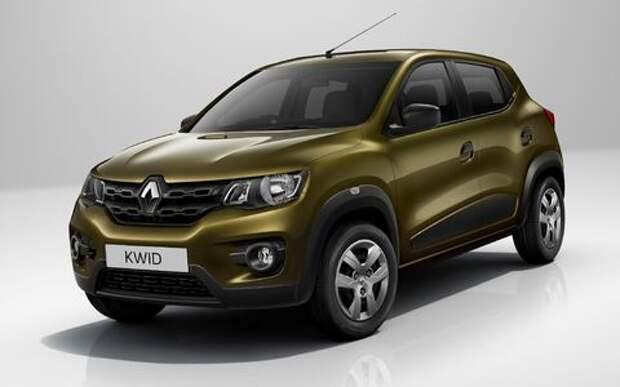 Аналог Renault Kwid может появиться в России