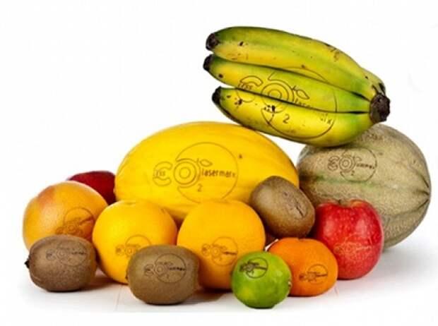 Наклейки на фруктах и овощах: о чем вы не знали