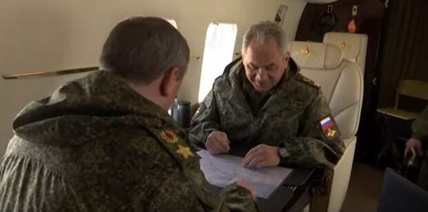 Об украинских мальчиках, которые кричат в спину Шойгу: «Волки панически бегут!»