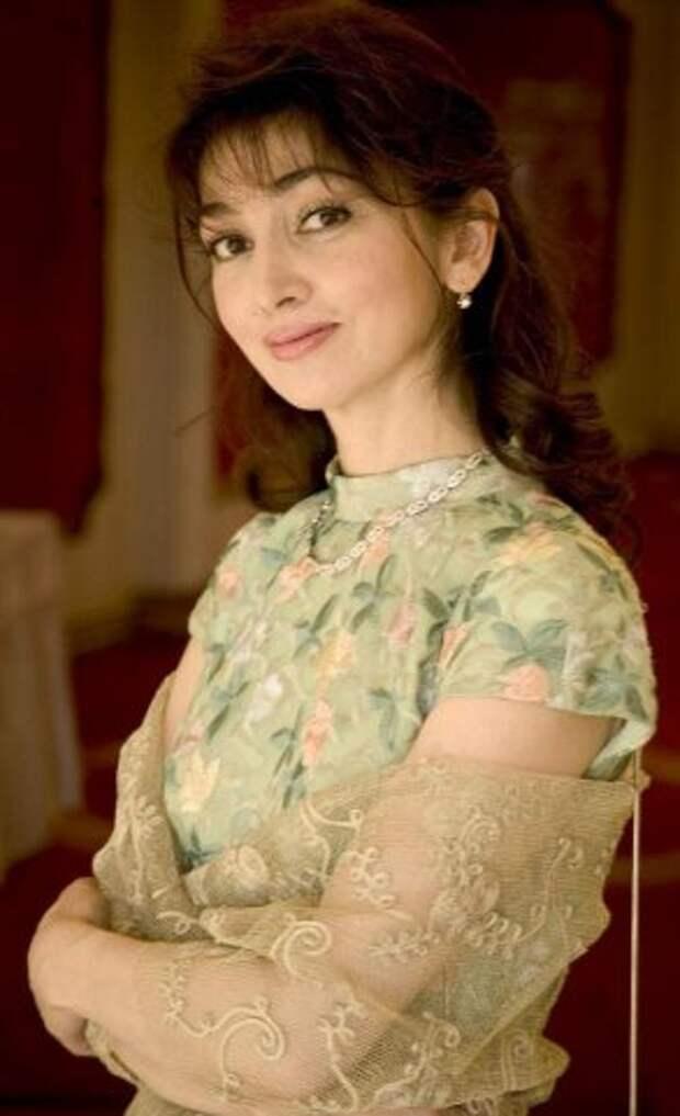 Советские актрисы: Тамара Яндиева