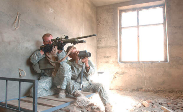 7 самых дальнобойных снайперских выстрелов