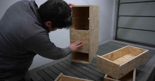 Рабочий (письменный) стол из дерева своими руками