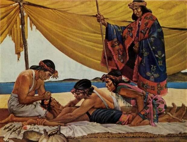 Тайны медицины индейцев