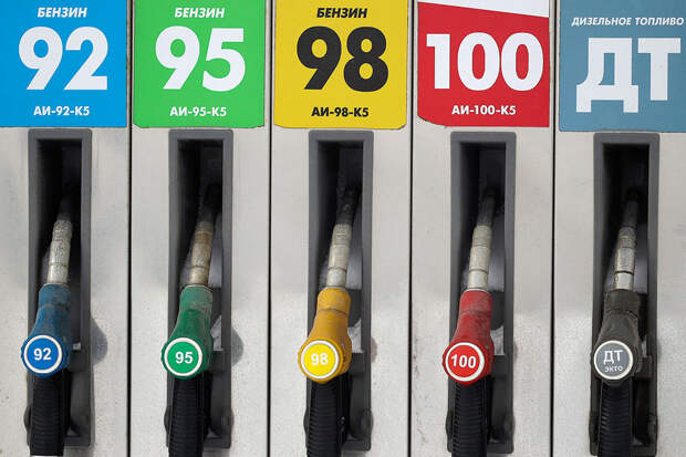 Цены на бензин в России ускорили рост и превысили годовые нормы