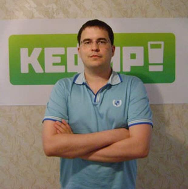 6. Андрей Пряхин (27), дизайн студия «Кефир» люди, миллионер, россия