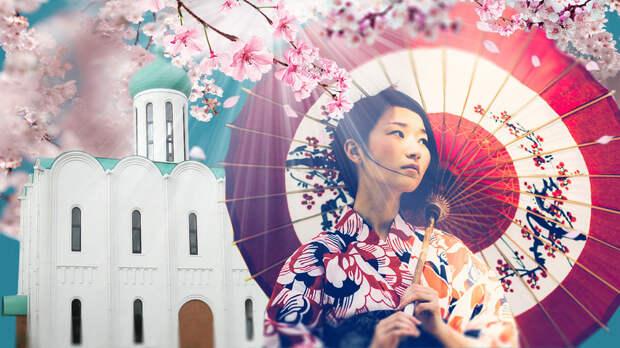 Как выглядят православные храмы в Японии? (ФОТО)