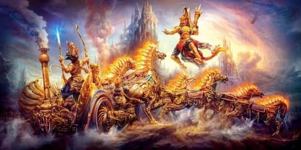 Кто построил огромный храмовый комплекс Ангкор-Ват?