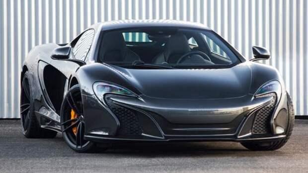 Из ряда вон: тюнеры взялись за «средний» McLaren