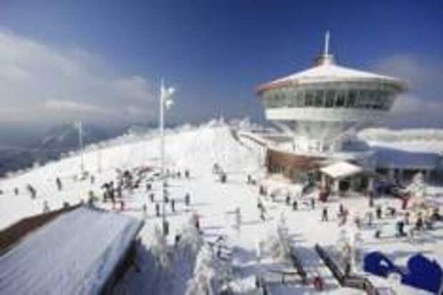 Горнолыжный фестиваль «Ski Korea»