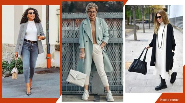 Стиль кэжуал (casual) для женщин 40-50 лет: 12 шикарных образов на весну 2021