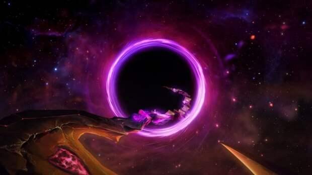 Темный поток: ученые пытаются понять движущую силу внутри Вселенной