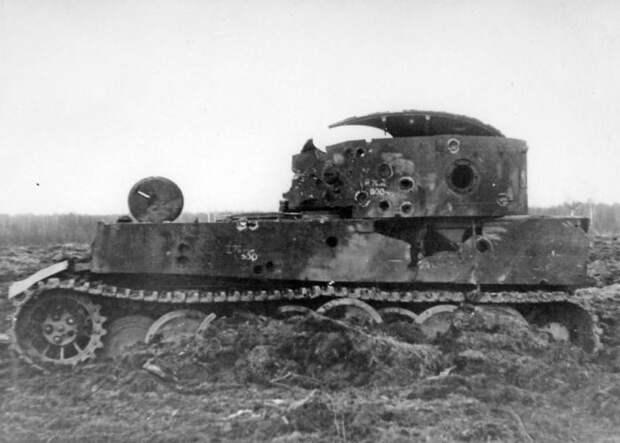 Наковальни для Красной армии. Испытания немецких трофейных танков