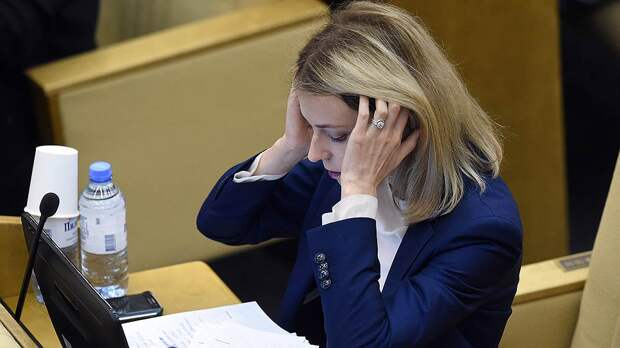 Наталья Поклонская готовит свои поправки к пенсионной реформе