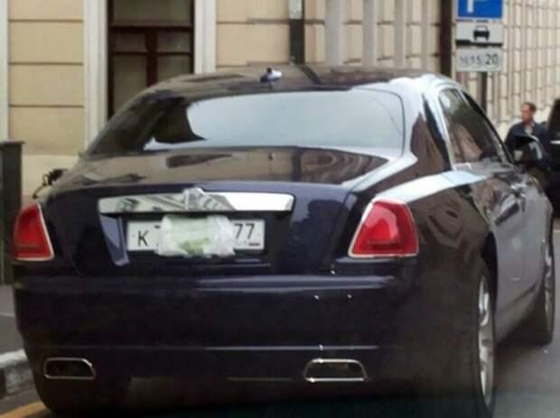Москва настаивает на эвакуации автомобилей с закрытыми номерами