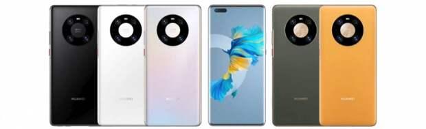 Флагманский смартфон Huawei Mate 50 Pro получит батарею на 7000 мАч