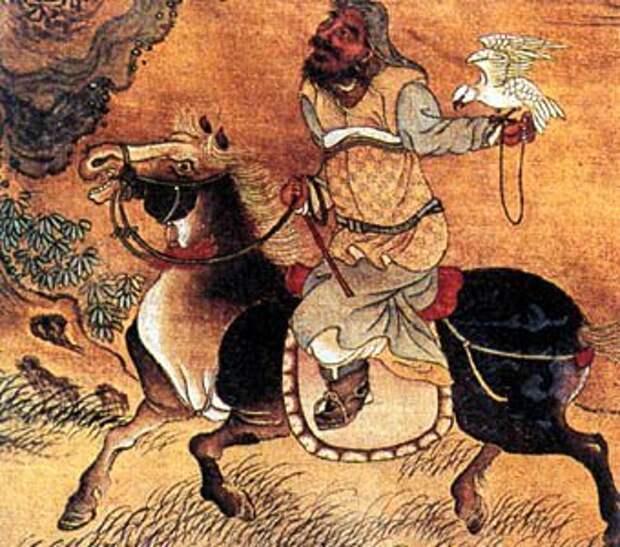 Снимая маски с монголо-татар…