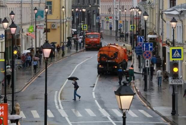 В России появятся диагональные пешеходные переходы и новая разметка парково
