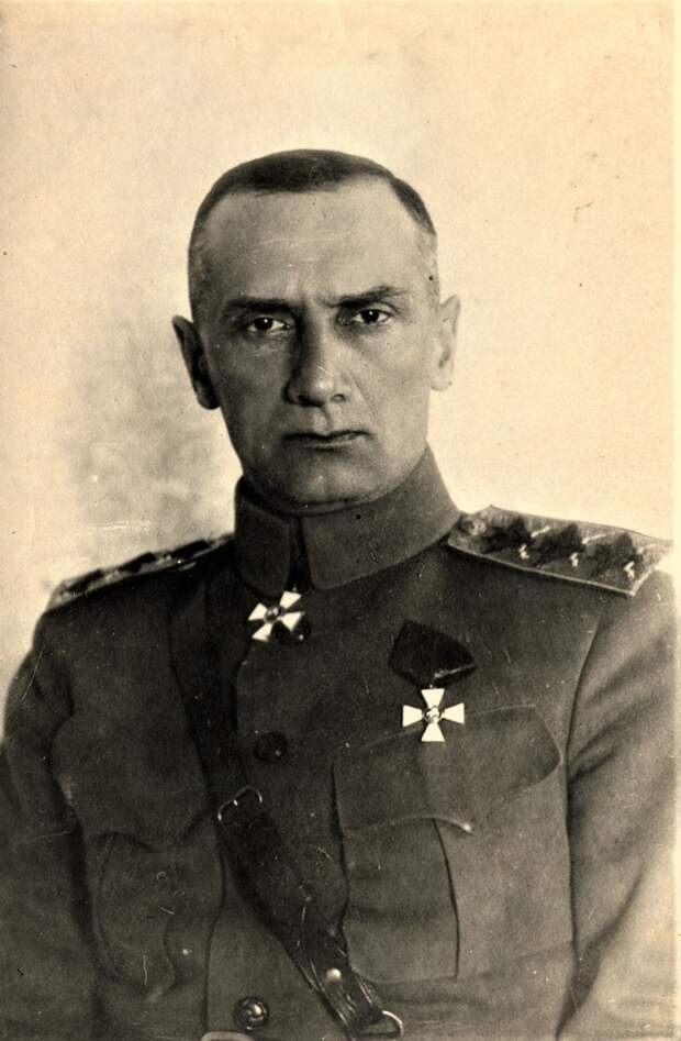 А. В. Колчак. <br>