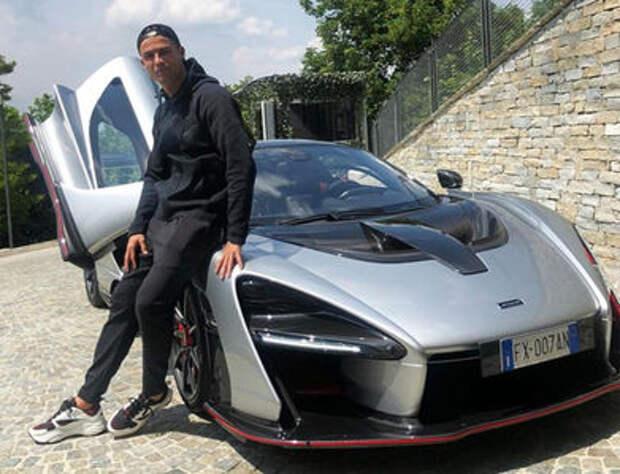 Новая игрушка Роналду — изучаем McLaren Senna за 1 000 000 евро