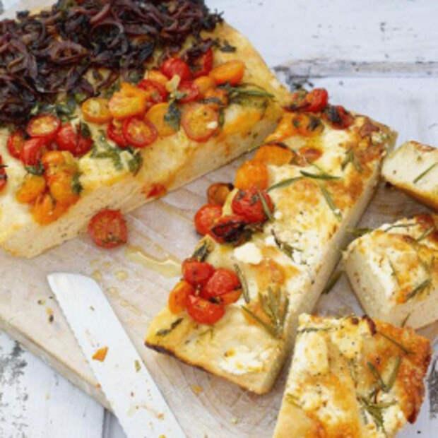 Рецепт фокаччи и несколько вариантов традиционной итальянской лепешки