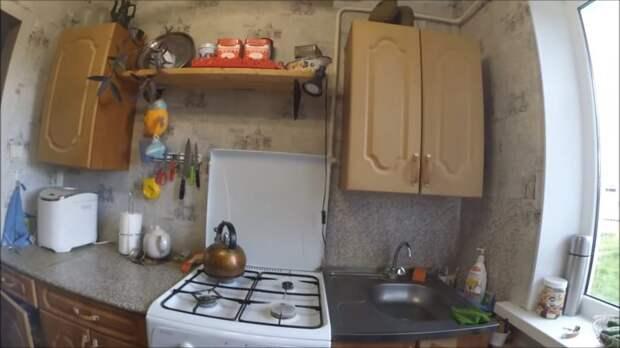 Стильное и быстрое обновление кухни на бюджете