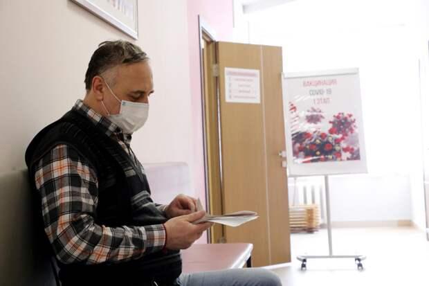 Количество привитых от коронавируса нижегородцев в два раза превысило число заболевших