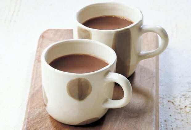 Безалкогольные напитки. О какао