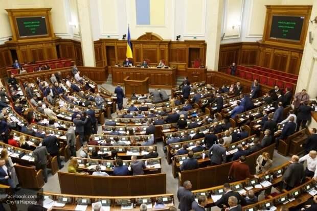 В Раду внесли законопроект об уголовном наказании за отрицание агрессии против Украины