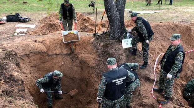 Суд признал геноцидом массовое убийство мирного населения в Жестяной Горке во время войны
